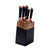 Pre-Order 50 days delivery Grande Knife Set black  153.03.07.8073