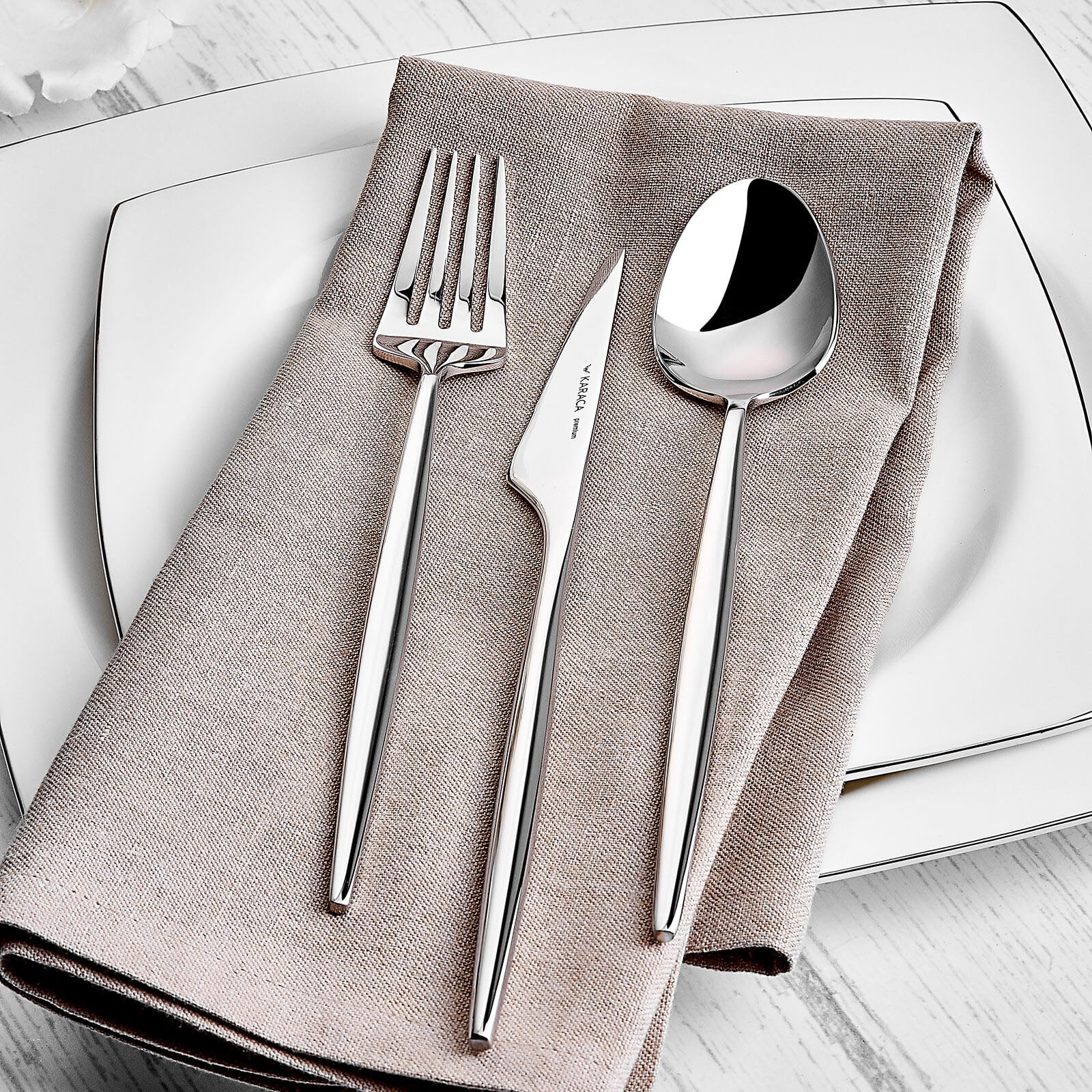 Pre-Order 50 days delivery 84 Pieces Boxed Moongate Cutlery Set 1296 153.02.01.0311
