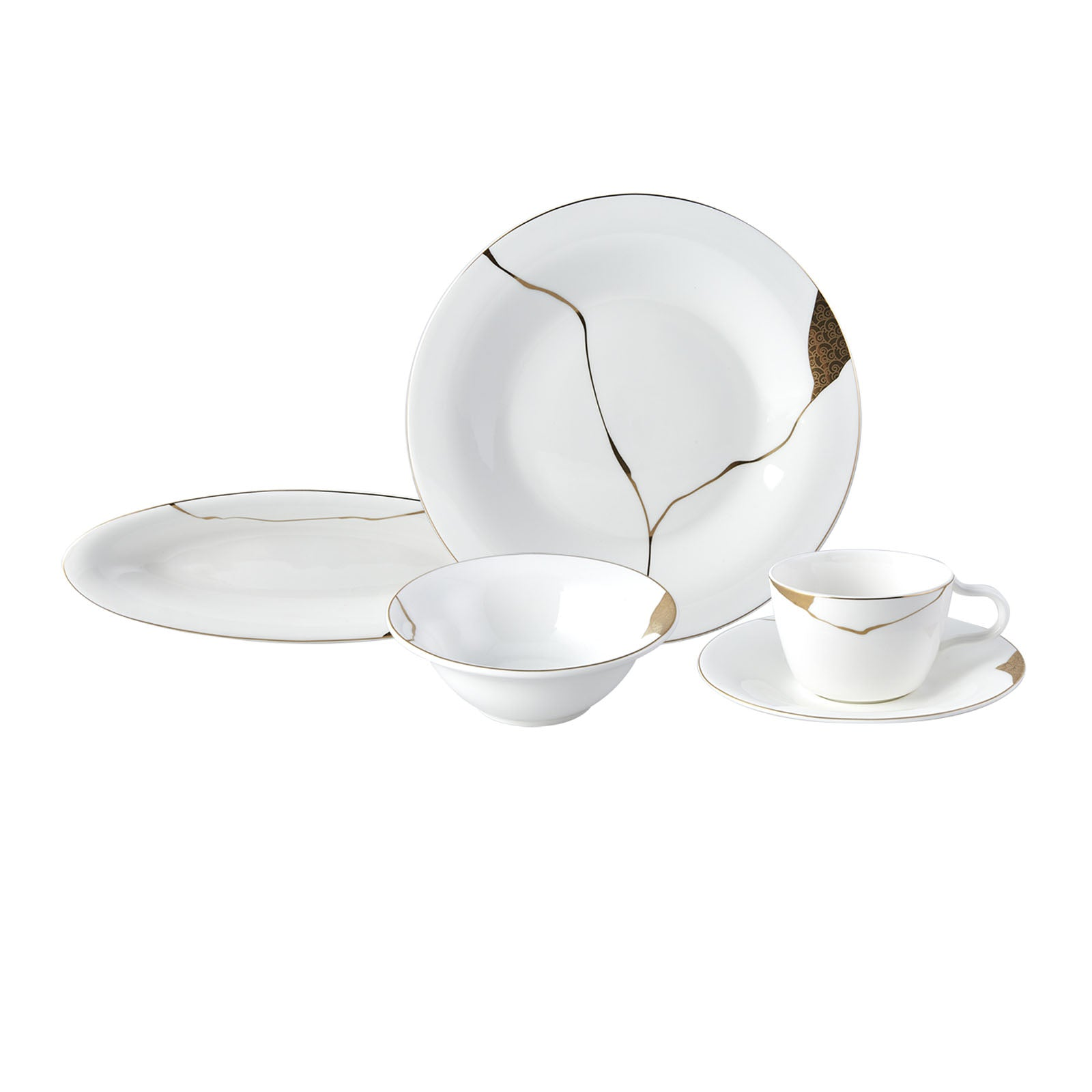 Karaca Fine Pearl Quora 26 Piece 6 Person Pearl Breakfast Set 153.03.07.8719 -  26 قطعة 6 أشخاص مجموعة إفطار اللؤلؤ من كاراجا - Shop Online Furniture and Home Decor Store in Dubai, UAE at ebarza