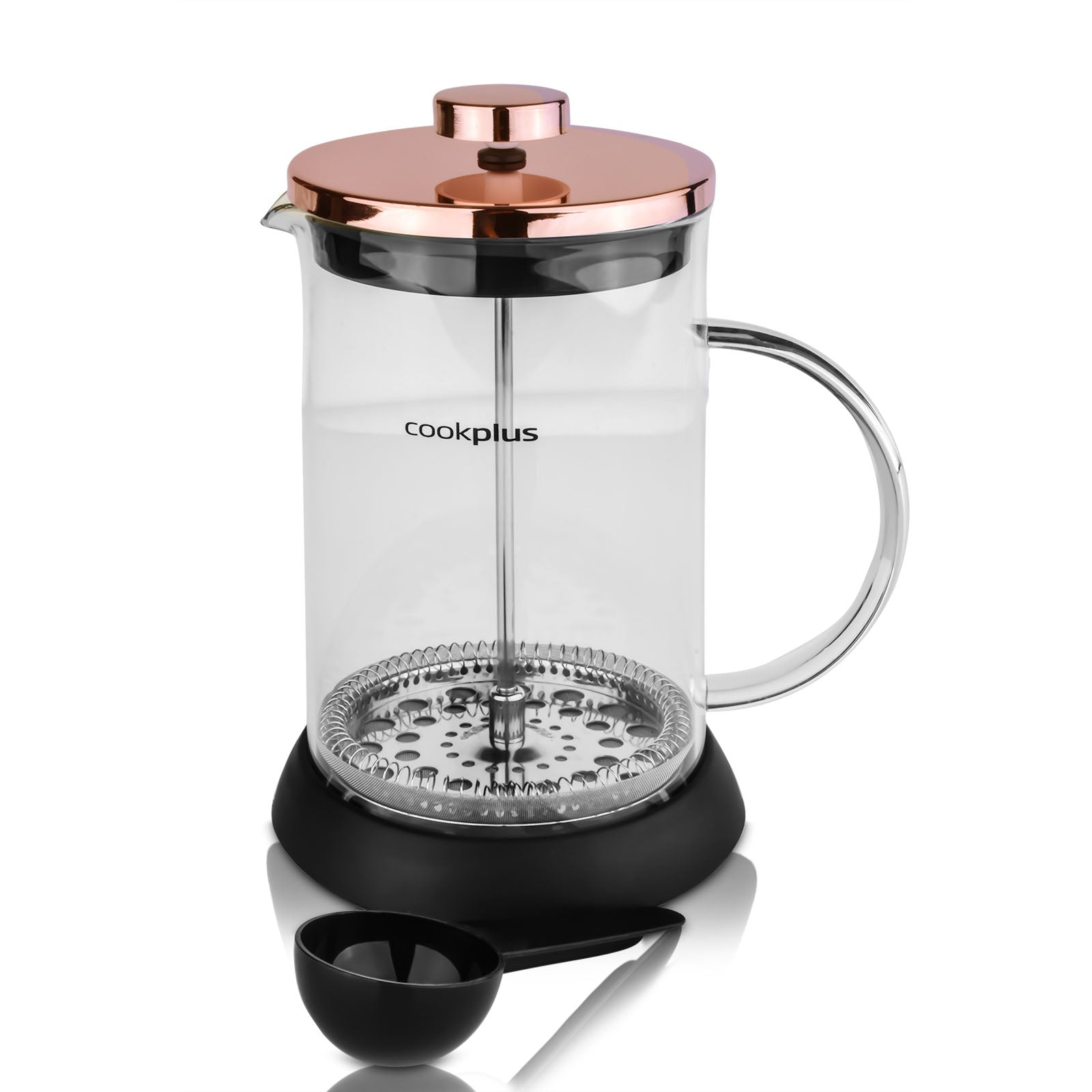 Cookplus Coffee Bean Bronz French Press 800 Ml 153.01.05.3813 - ebarza