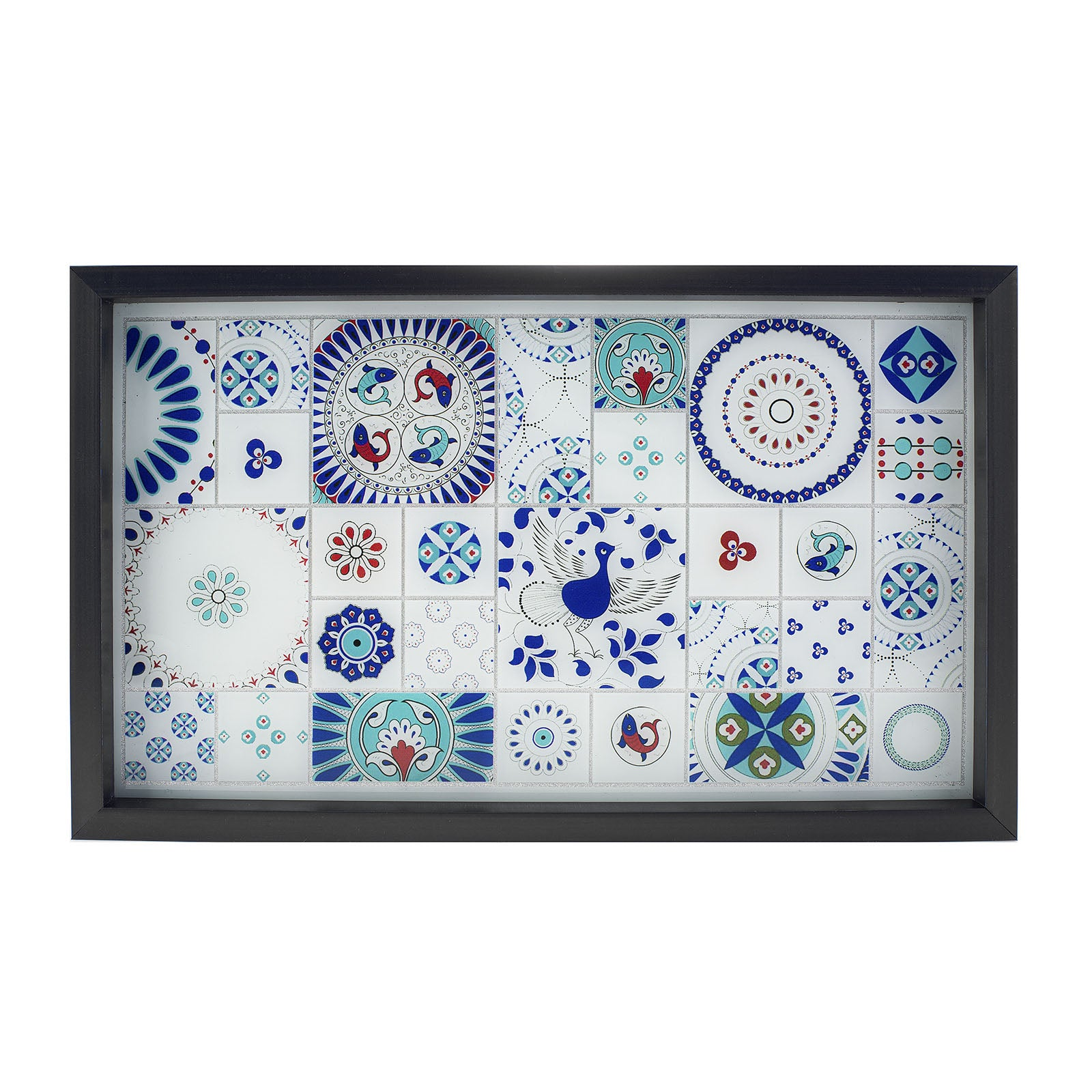 Mai Seljuk Decorative Tray 153.19.01.1170