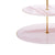 Marble Blush Cookie stand  153.01.01.3925