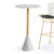 Pre-Order 60 days deliver Madrid Natural marble Bar table ST8644-60B-WE