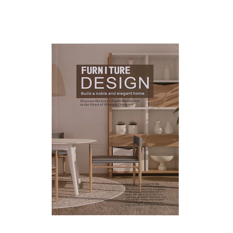 Pre-Order 40 Days Decorative Magazine FB-BS2001H -  اطلب مسبقًا مجلة ديكور 40 يومًا - Shop Online Furniture and Home Decor Store in Dubai, UAE at ebarza