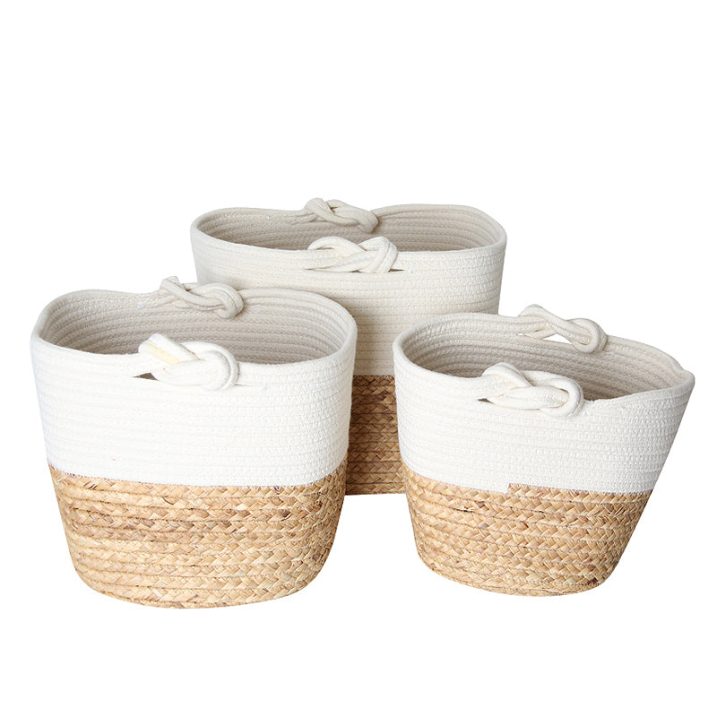 Set of 3 baskets FB-F1901A+B+C