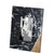 White  natural marble photo frame FB-T1919B