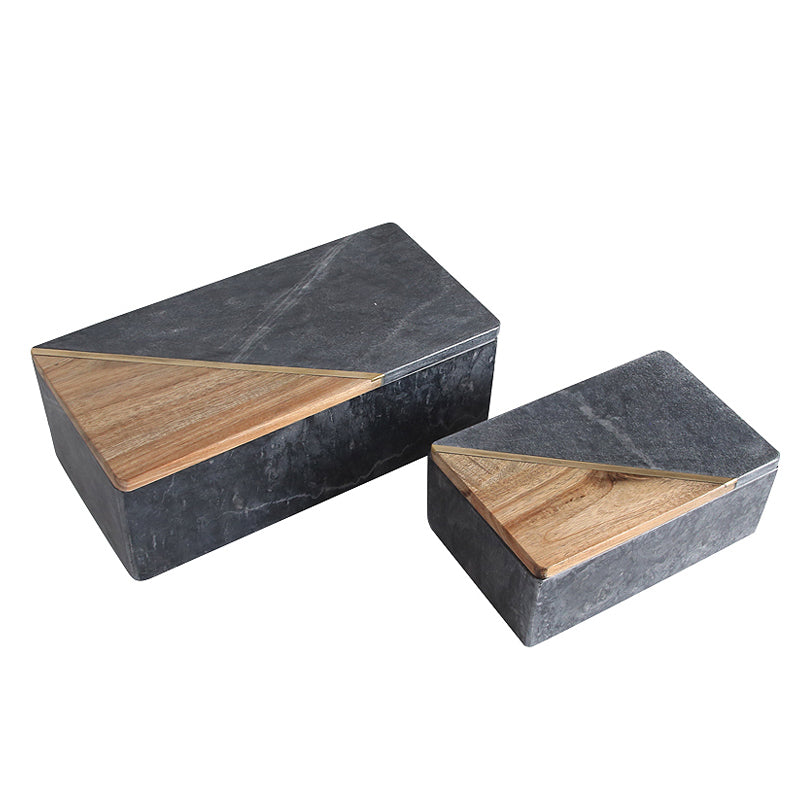 2x Handmade Decorative/JEWELRY BOX FB-T2006A+B -  2x ديكور يدوي / صندوق مجوهرات - Shop Online Furniture and Home Decor Store in Dubai, UAE at ebarza