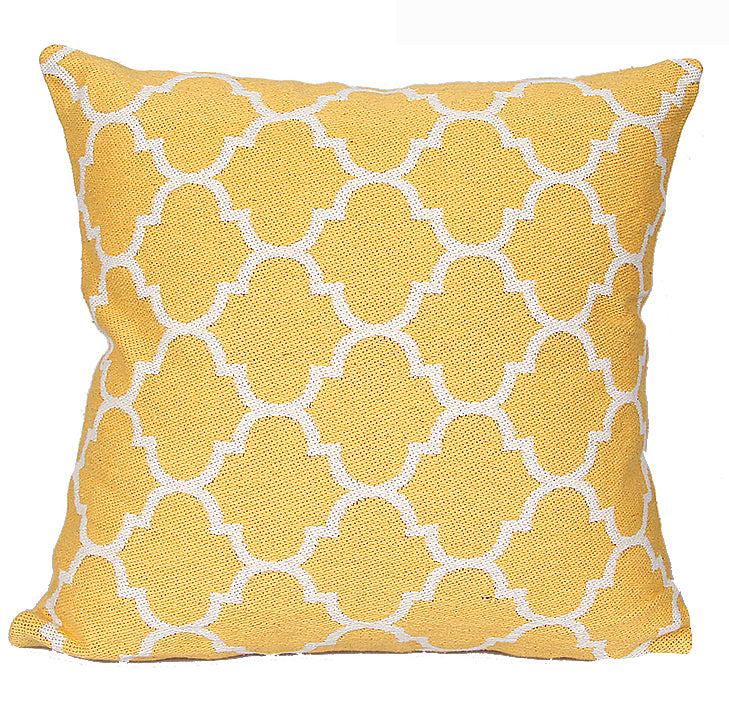 45X45 cushion cover FL-Y818 -  45x45 غطاء وسادة سم - Shop Online Furniture and Home Decor Store in Dubai, UAE at ebarza