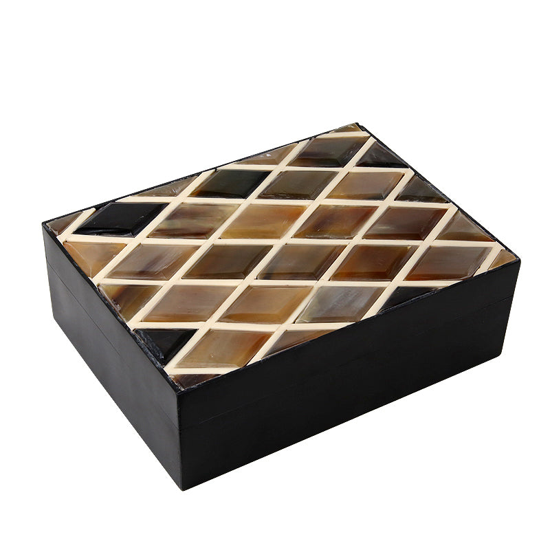Handmade Decorative/JEWELRY BOX FL-Y866 -  زينة يدوية / صندوق مجوهرات - Shop Online Furniture and Home Decor Store in Dubai, UAE at ebarza