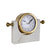Natural Marble clock FL-Y873