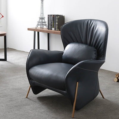 Metz Lounge Chair LC021-B - ebarza