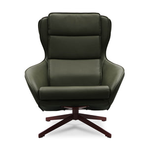Reims Swivel Lounge Chair  LC002-GRN