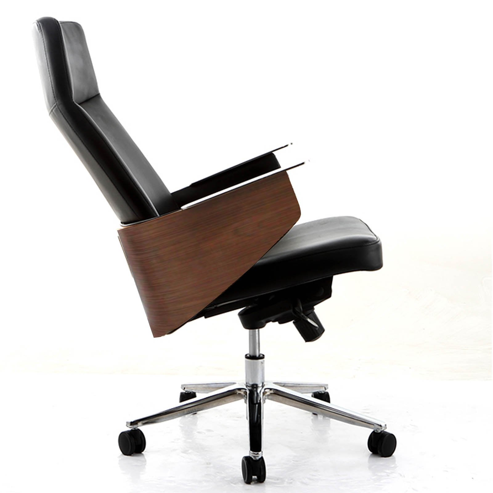 Modern Manager Office Chair Genuine leather 90622 - ebarza