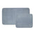 Karaca Home Damila Ecru 2 Pieces Bath Mat 200.15.01.0264 -  سجادة حمام من كاراجا قطعتان - Shop Online Furniture and Home Decor Store in Dubai, UAE at ebarza