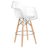 Bar Chair-Acrylic MSB00138C