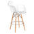 Bar Chair-Acrylic MSB00138C -  كرسي مرتفع - اكريليك - Shop Online Furniture and Home Decor Store in Dubai, UAE at ebarza