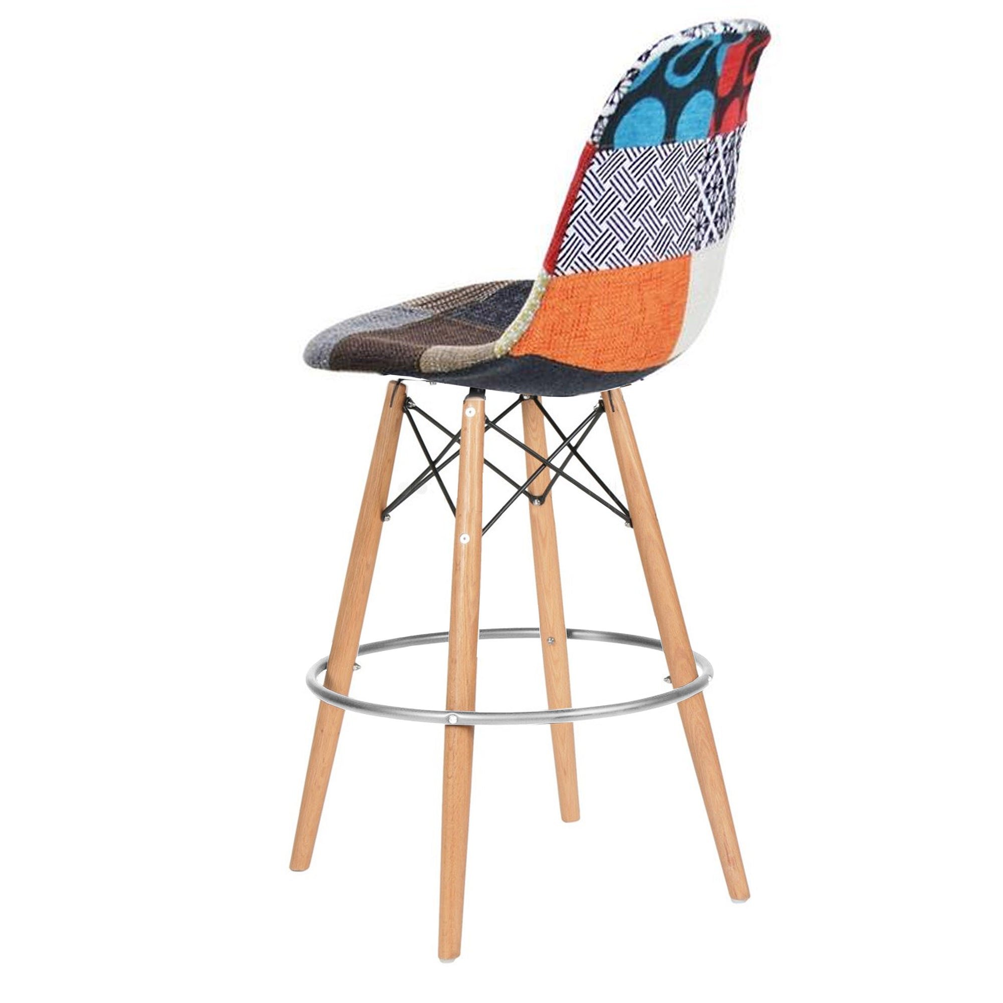 BarChair-Fabric- MSB0018F -  كرسي - شريط - قماش - Shop Online Furniture and Home Decor Store in Dubai, UAE at ebarza