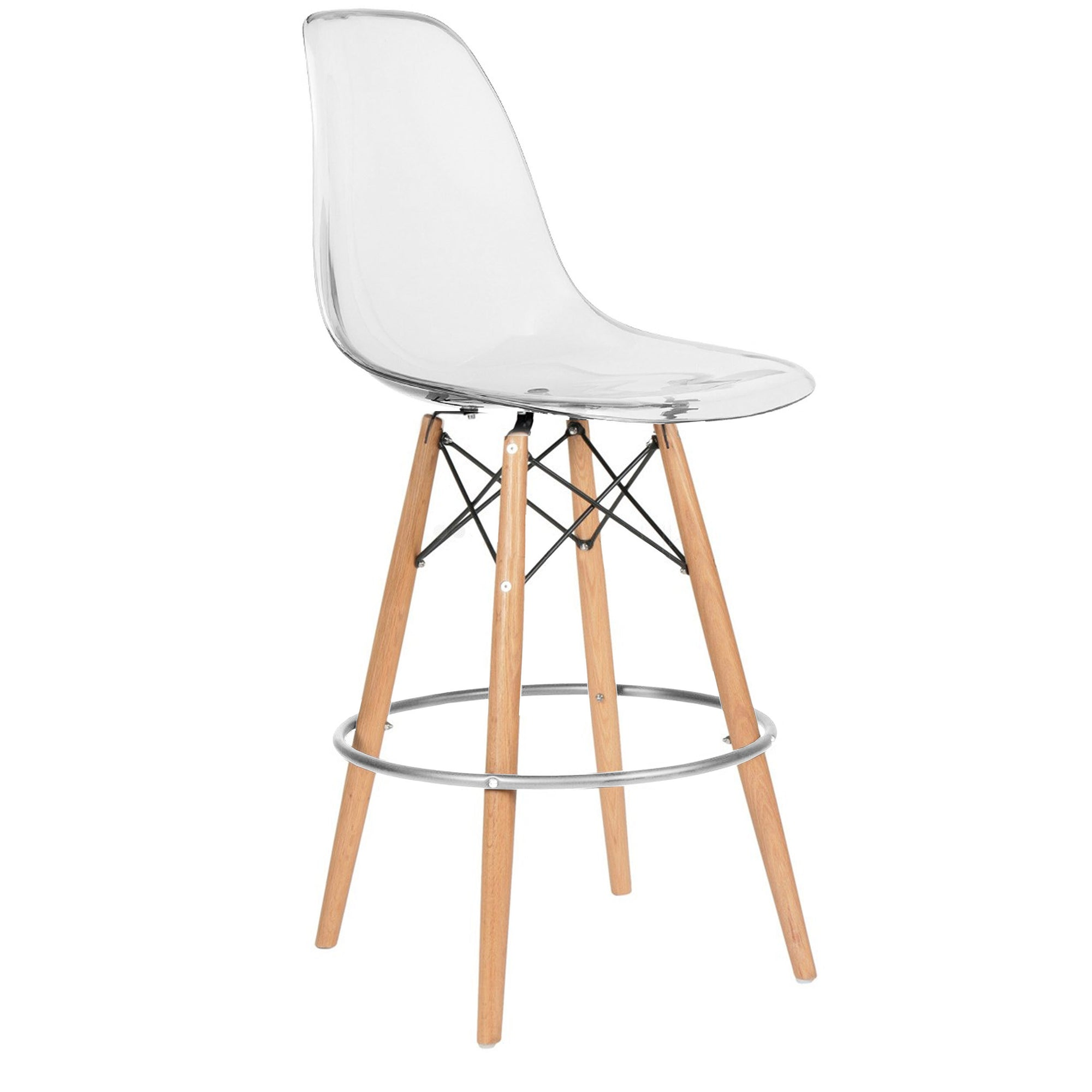 BarChair-Acrylic MSB00155C -  كرسي - اكريليك - Shop Online Furniture and Home Decor Store in Dubai, UAE at ebarza