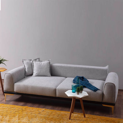 Pre-Order 30 Days Delivery   Nirvana 3 seater Sofa-bed  NIRV004