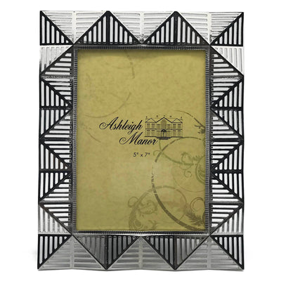Handmade Zinc Photo Frame  Chrome 40511-57A000 - ebarza