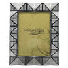 Handmade Zinc Photo Frame  Chrome 40509-44A000