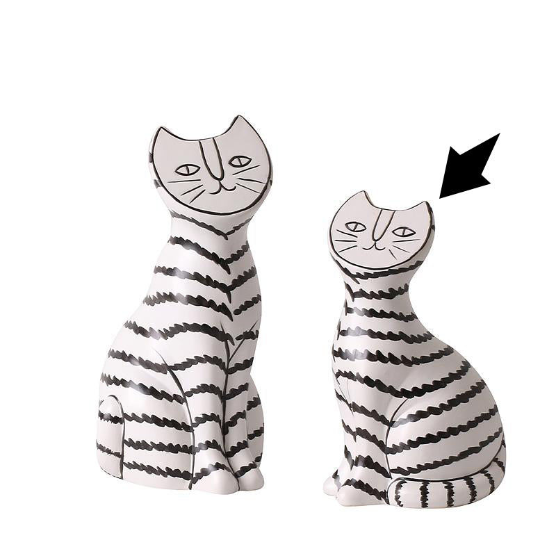 PRE-ORDER 40 DAYS DELIVERY Cat ornament -B FA-D2089B -  اطلب مسبقًا 40 يومًا للتوصيل زينة القط - Shop Online Furniture and Home Decor Store in Dubai, UAE at ebarza