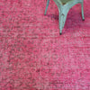 289X184Cm Bursa Handmade over dyed Rug K133-8277