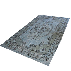 290X178CM Bursa Handmade over dyed Rug K129-9010