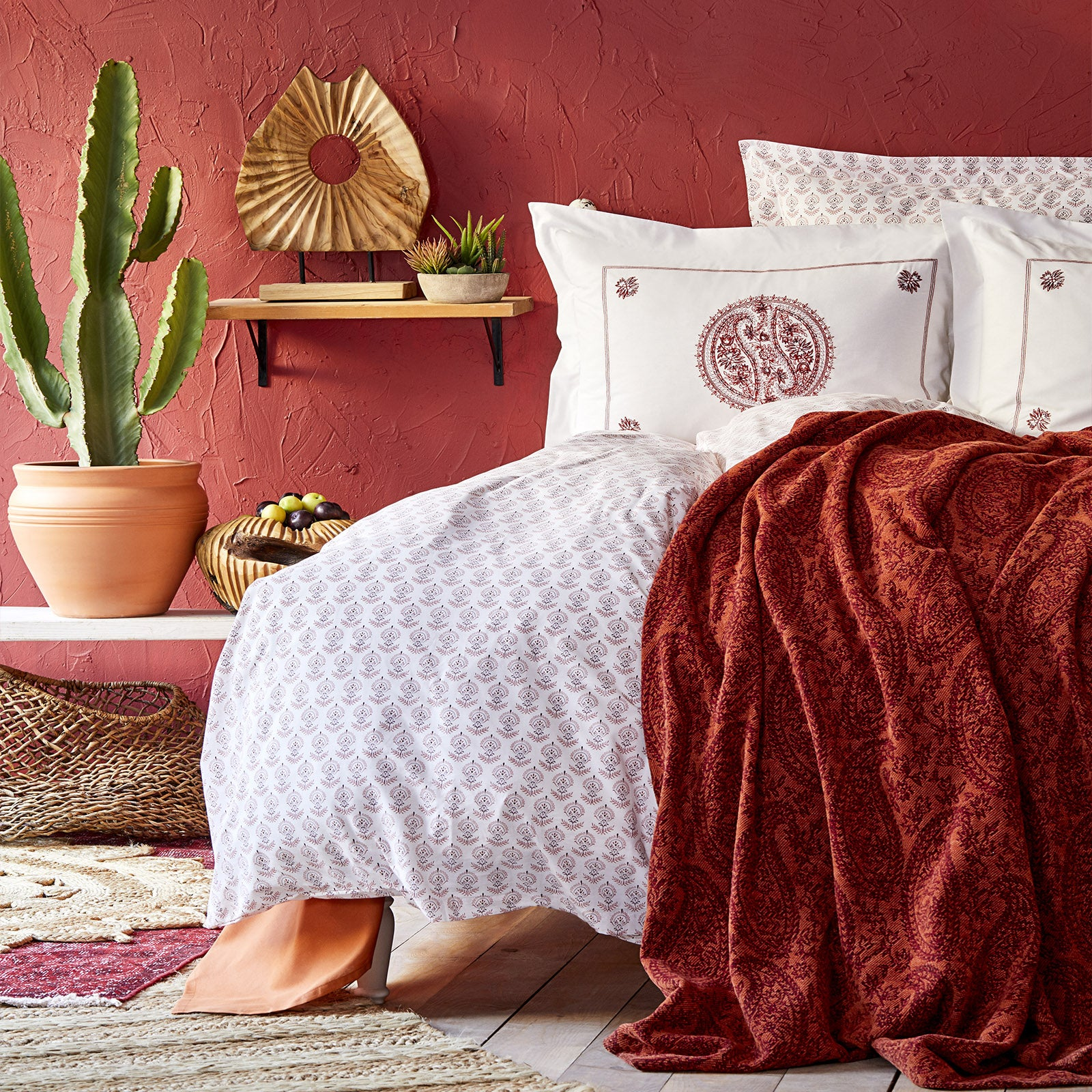 ALLEY nish Bedding  Set 200.54.15.0049  200.15.01.0108 - ebarza