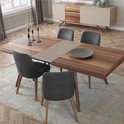 Arya Dining table+ 6 chairs