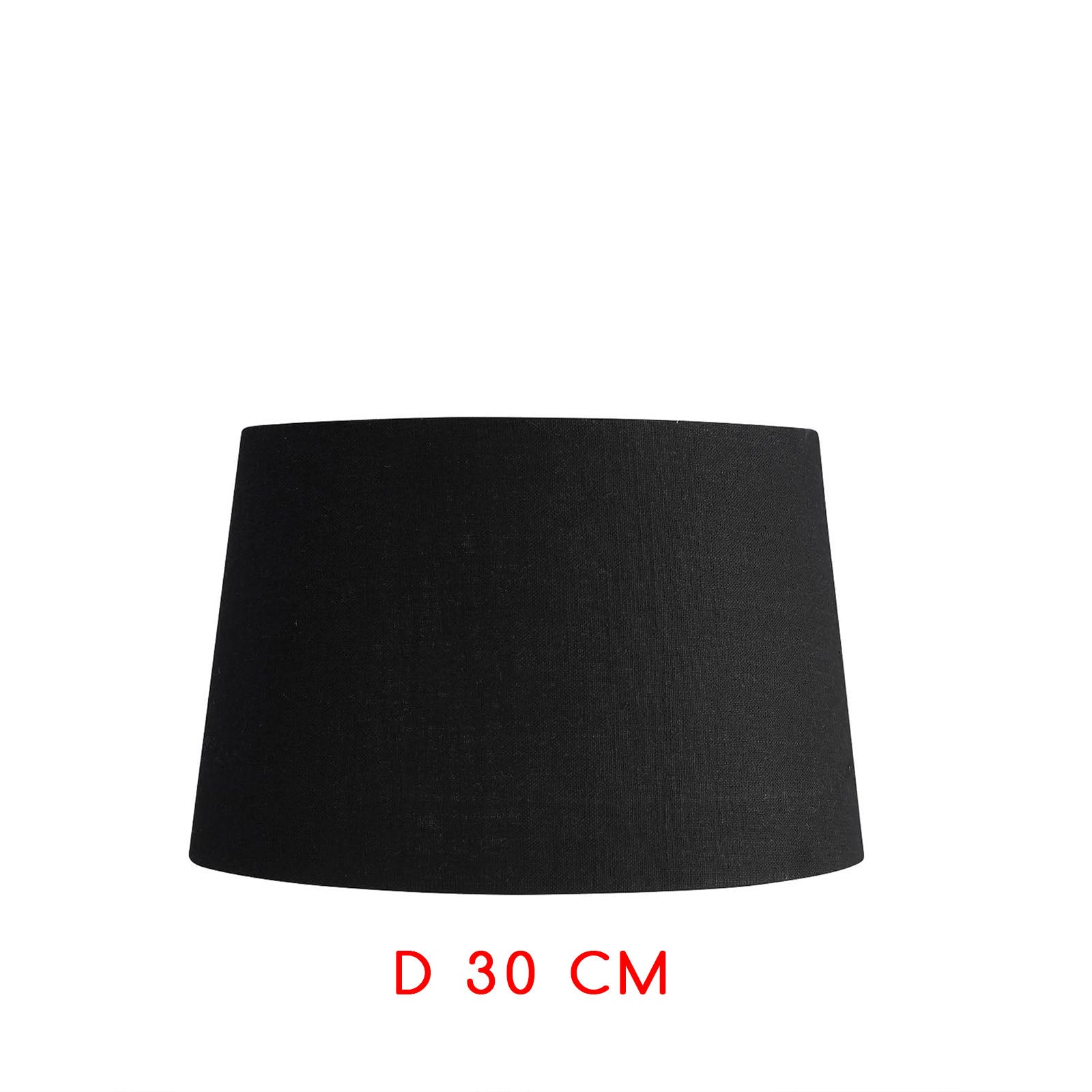 Pre-Order 25 days delivery  Table Lamp Shade Black-Small -  طلب المسبق 25 يوما التسليم غطاء مصباح ارضي أسود - Shop Online Furniture and Home Decor Store in Dubai, UAE at ebarza