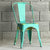 Distressed Antique Vintage  Dinning Chair T01-BL   (12-1A1-L1) - ebarza
