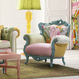 Tropical  Colorium  armchair HAPPY003