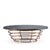 Pre-Order 40 days Delivery Natural volakas Stone table  LT009B