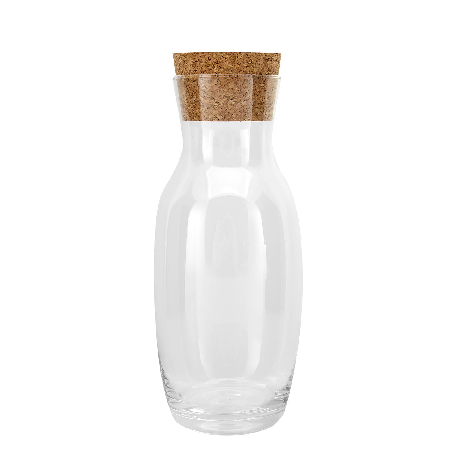Karaca Krs Bedside Jug with Cork Stopper 59-7176-1000-a00 153.03.07.6210