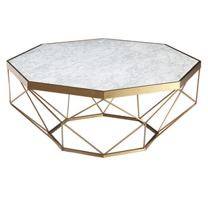 Natural Marble & Stainless Steel Table BP8811- B