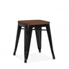 Low Stool/Chair Z-01-BW -T618 - ebarza