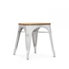 Low Stool/Chair Z-01-WN -T618 - ebarza
