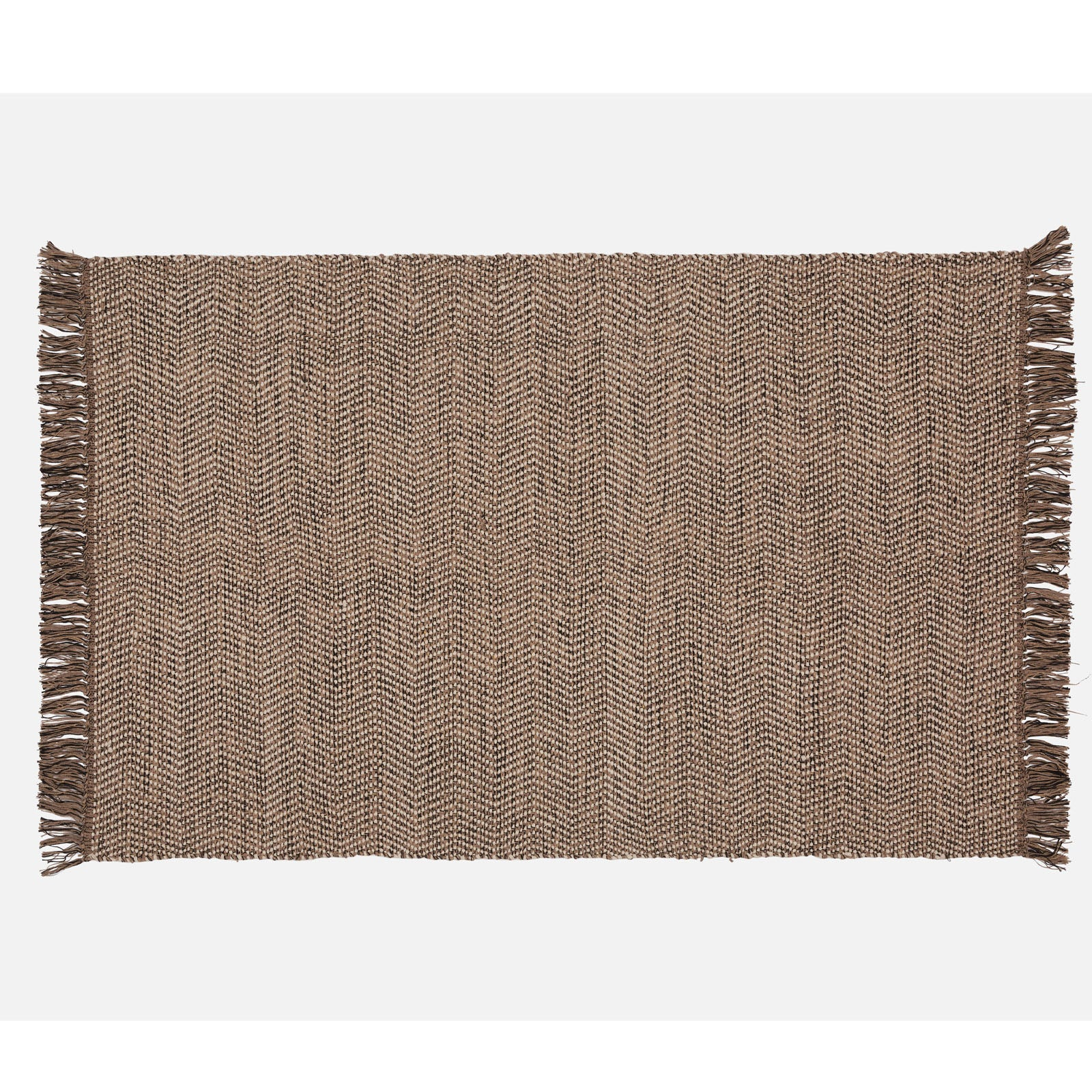 90X300cm handmade Wool Rug  JH-2875-Natural-long -  90x300 سجادة صوف يدوية - Shop Online Furniture and Home Decor Store in Dubai, UAE at ebarza