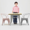 Kids Chair -Metal- K01-W