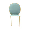 Velletri  Dinning Chair TG-198-Green