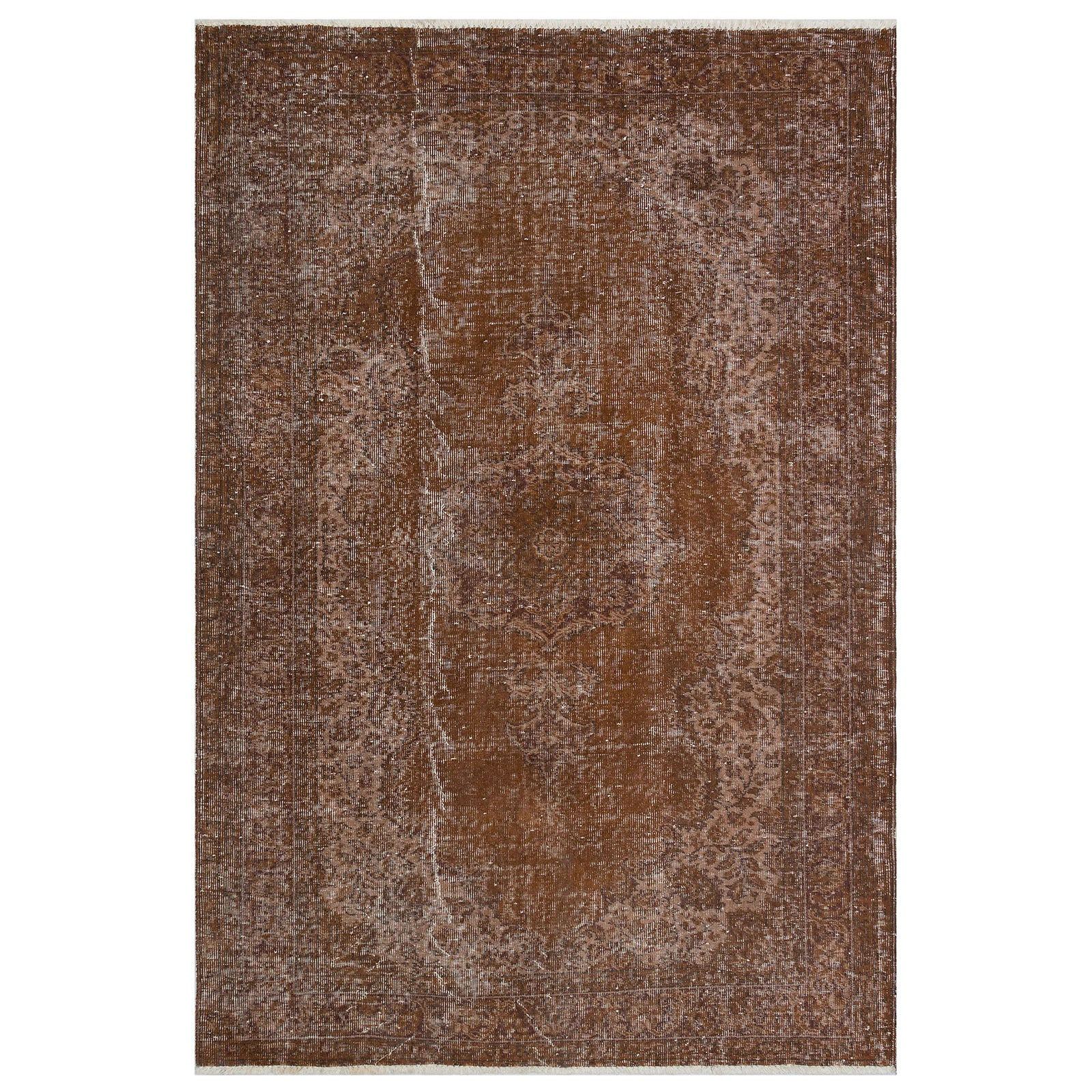 Hali 170X255  CM Bursa Handmade over dyed rug  1630