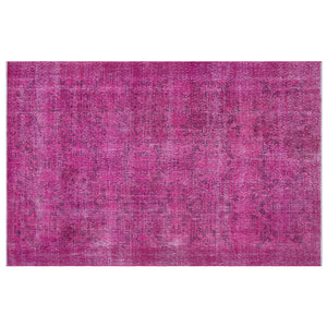 Hali 187X284  CM Bursa Handmade over dyed rug  1595