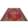Hali 202X282  CM Bursa Handmade over dyed rug  2038