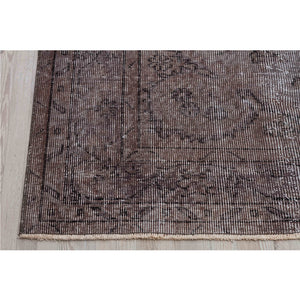Hali 170X275 CM Bursa Handmade over dyed rug  2623