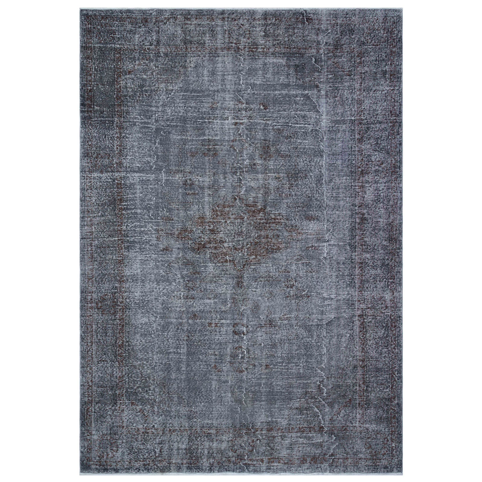 Hali 205X292  CM Bursa Handmade over dyed rug 1589 -  205*292 سجاده بورصة صناعة يدوية على بساط مصبوغ - Shop Online Furniture and Home Decor Store in Dubai, UAE at ebarza