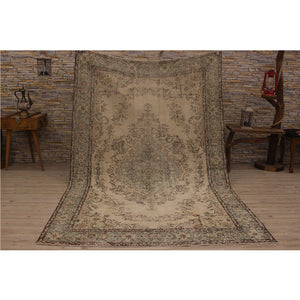 Hali 166X263 CM Bursa Handmade over dyed rug 2433