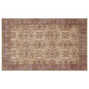 Hali 153X246  CM Bursa Handmade over dyed rug  1973