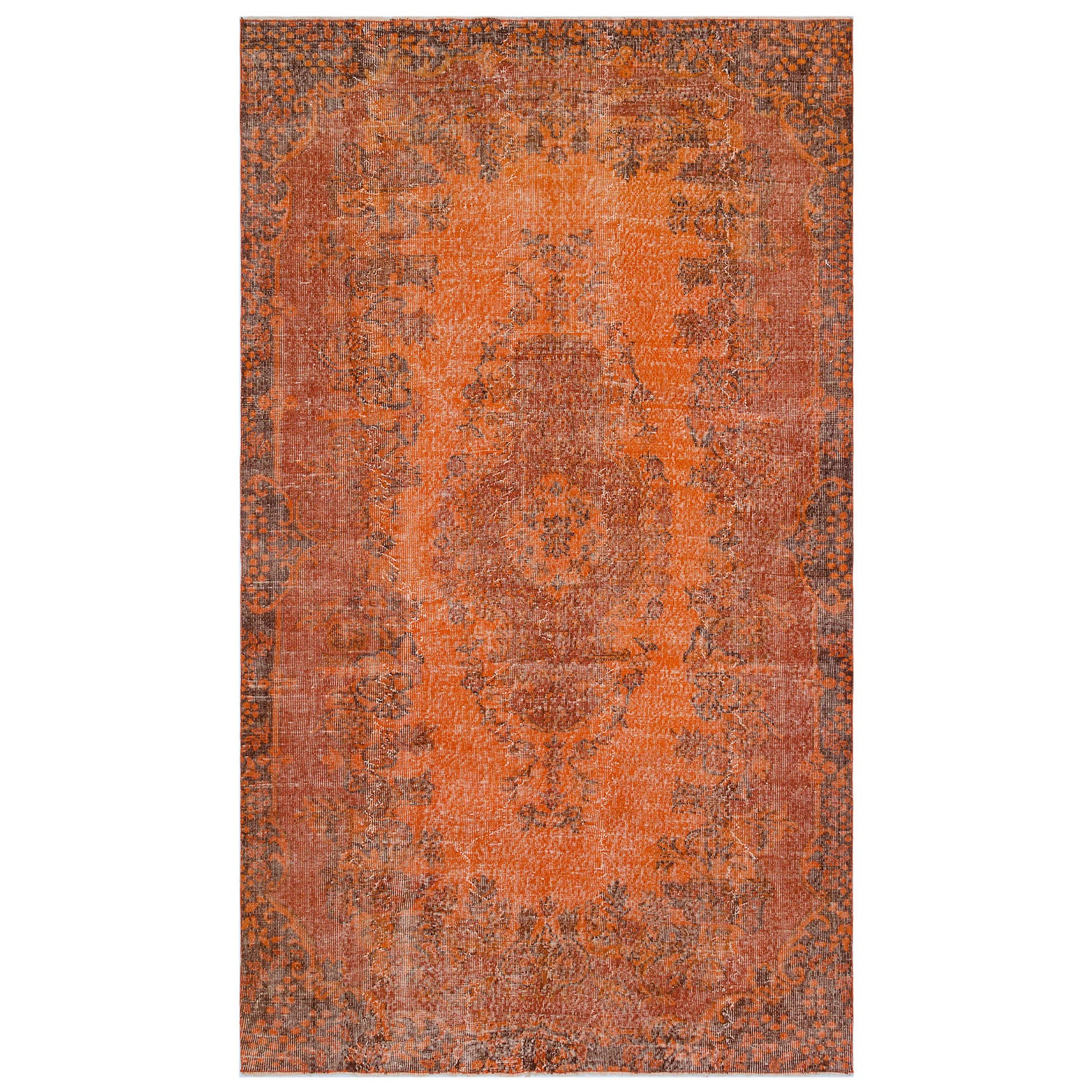 Hali 162X273 CM Bursa Handmade over dyed 1365