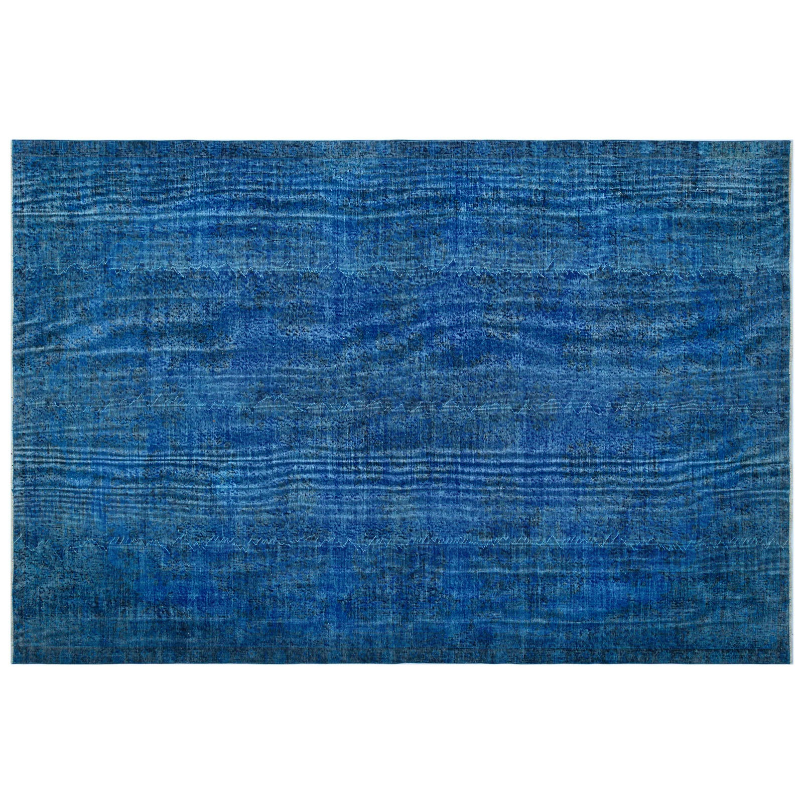 Hali 207X303  CM Bursa Handmade over dyed rug  1244